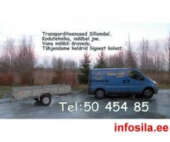 Транспортные услуги в Силламяэ