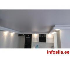 Натяжной потолок. Цена ниже, чем качество.