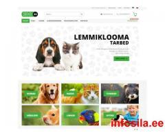 zoo24.ee -- интернет-магазин для животных