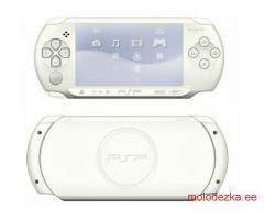 Sony PSP-E1004 белая