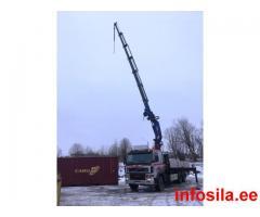 Перевозка негабаритных грузов, оборудования.