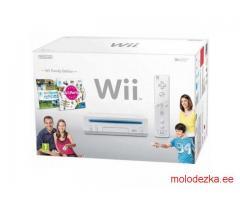 Nintendo Wii Family Edition (белая)