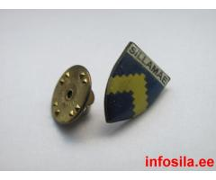 Значок с гербом Силламяэ